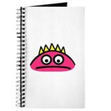Cute monster face Journal