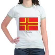 Norman Ancestry Flag T