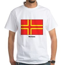 Norman Ancestry Flag (Front) Shirt