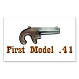 Colt First Model Derringer Decal