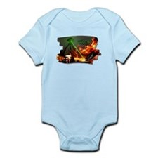 war of the worlds Infant Bodysuit