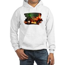 war of the worlds Hoodie