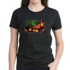 war of the worlds Tee