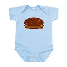 Cheeseburger - The Single! Infant Bodysuit