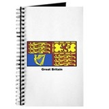 Great Britain Royal Banner Journal