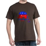 Constitutional Relief  Black T-Shirt