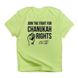 Chanukah Rights Infant T-Shirt
