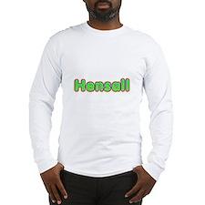twas brillig Long Sleeve Infant T-Shirt