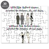 Oxford comma Puzzle