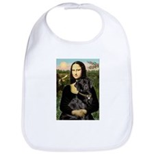 Mona's Black Lab Bib