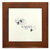 Logan Framed Tile