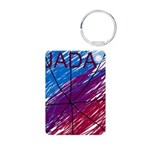 JADA STARR Aluminum Photo Keychain