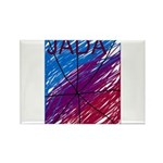 JADA STARR Rectangle Magnet (100 pack)