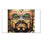 DA MAN Sticker (Rectangle 50 pk)