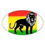 KING OF KINGZ Sticker (Oval 10 pk)
