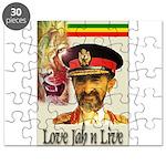 love JAH JAH Puzzle