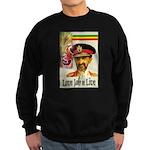 love JAH JAH Sweatshirt (dark)