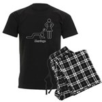 the good life Men's Dark Pajamas