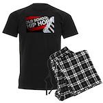 OLD SCHOOL Men's Dark Pajamas