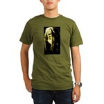 JAH WISE Organic Men's T-Shirt (dark)