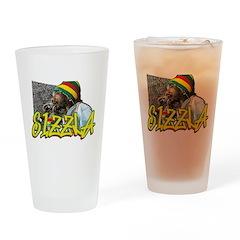 SIZZLA Drinking Glass
