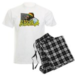 SIZZLA Men's Light Pajamas