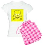 SKULL UP Women's Light Pajamas