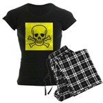 SKULL UP Women's Dark Pajamas