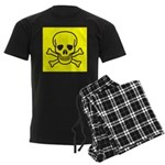 SKULL UP Men's Dark Pajamas