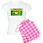THE GREEN MONKEY BRING DAT B Women's Light Pajamas
