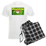 THE GREEN MONKEY BRING DAT B Men's Light Pajamas