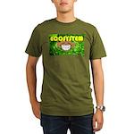 THE GREEN MONKEY BRING DAT B Organic Men's T-Shirt