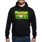 THE GREEN MONKEY BRING DAT B Hoodie (dark)