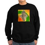 JAH LOVE Sweatshirt (dark)