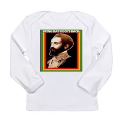 BRING DAT ROOTS RASTA Long Sleeve Infant T-Shirt