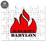 BURN BABYLON Puzzle