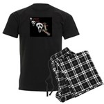 ghost ride the whip Men's Dark Pajamas