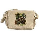 (HYPHY) GHOST RIDE THE WHIP Messenger Bag