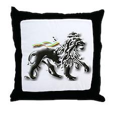 Cute Reggae Throw Pillow