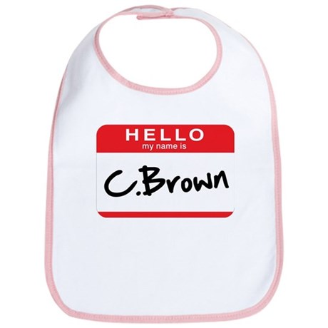 C.Brown Bib