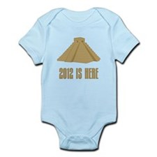 2012 is Here Infant Bodysuit