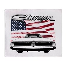 Cool 69 charger Throw Blanket