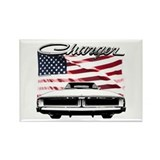 Dukes hazzard Rectangle Magnet (10 pack)