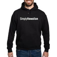 SimplyHawaiian Dark Hoodie