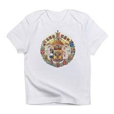 Greater Coat of Arms of the R Infant T-Shirt