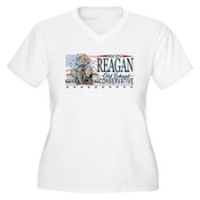 Ron Reagan GOP Elephant T-Shirt