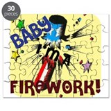 Baby I'm a Firework Puzzle