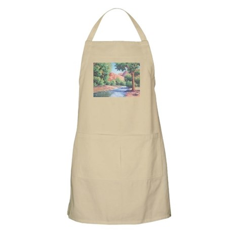 Summer Canyon BBQ Apron