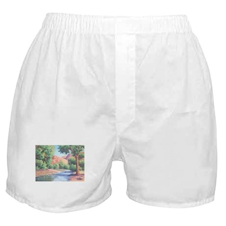 Summer Canyon Boxer Shorts
