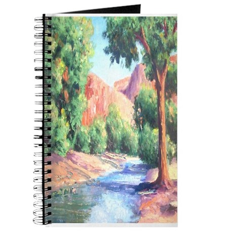 Summer Canyon Journal